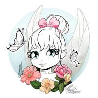 Fairy Maria Latorre by marialatorreart