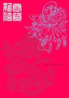 Sanji in Peking opera costume by r23458