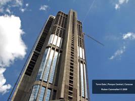 Torre Este - Vapour Trail by l0nd0n