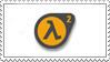HL2 stamp by l0nd0n