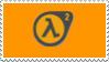 HL2 Orange Stamp by l0nd0n