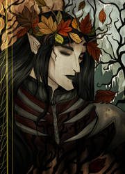 Autumn by Elisabethianna