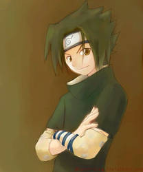 +Sasuke+ by Gamefreakq