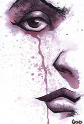Tearful by JasonGoad
