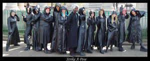 Organization XIII - Posers by Castle-Oblivion-UK