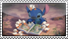 Stich stamp by okamiblanco