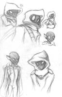 SW: Old Jedawa doodles by MorganCluelessGoat