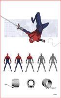SPIDER-MAN WEBHEAD 2.0 by Toks-S