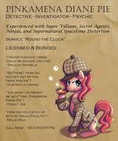 Detective Pie by NinjaHam