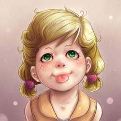 Baby AJ by NinjaHam