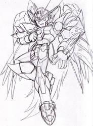 Zero - GundamW Custom Armor by DariusXII