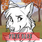 Canine Icon [FREE TO USE] by RaveiART