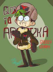 Glory to Arstotzka! by IvaTheHuman