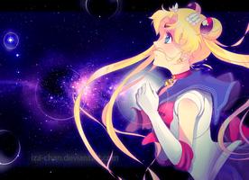 SMC: Sailor Moon by iza-chan