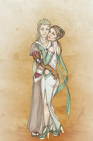 CM:RP - Kythe and Ifraea by GravihK