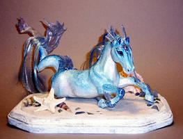 HippocampusSculpt64 by CozmicDreamer