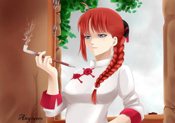 Gintama Kouka by anyivero21