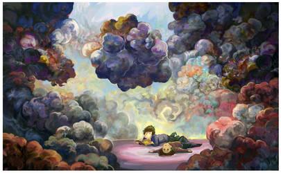 birth of dreams by Nayth