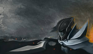 Phantom Assassin - The Mortred! by crazypalette