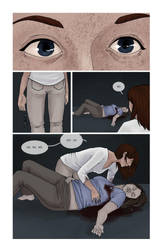 Loose Ends Ch1 Pg6 by c-niska