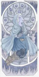 The alchemist by Bjekkergauken
