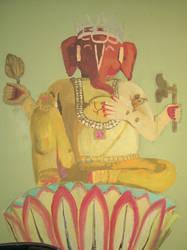Ganesha by badhead