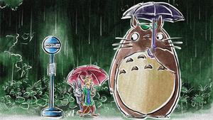 Zootopia - My Neighbor Totoro by Weischede