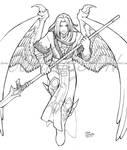 Commission - Darken by Horus-Goddess