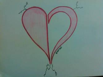 Heart Aspect Tattoo Design by merakiCreator
