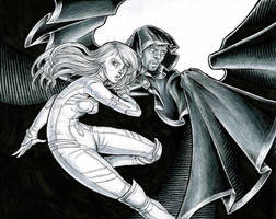 Cloak and Dagger by dpdagger