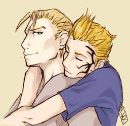 Seifell: Hug by Aivoth