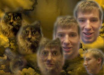 Cat Morph II by Lolalot17