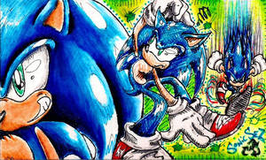 Sonic, 3 r's -it begins- by shazam26