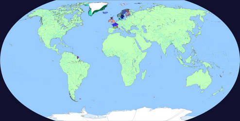 Linguistic World Map 1 Wip 4 France And Monaco By Neneveh On