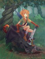 hunter by DarkDaniela