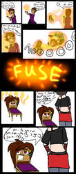 A Con-Fusing situation by Extermanet