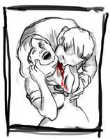 Vampire by Zeitzeugin