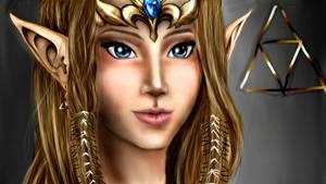 Zelda by Zeitzeugin