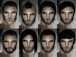 Frisuren by Zeitzeugin