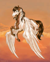 Air Gallop by maryakou