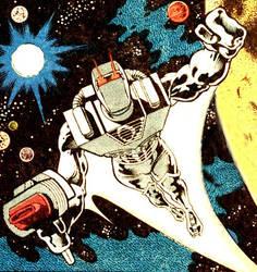 Rom Spaceknight by WizArtist