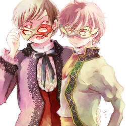 Masquerade by nolly3