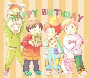 Happy Birthday by nolly3