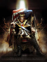 King Washington by HotDogVamp