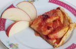Apple-Cranberry Tart by Kitteh-Pawz