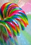 Taste the Rainbow by Kitteh-Pawz