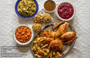 Christmas Feast 2017 by Kitteh-Pawz