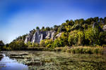 Scarborough Bluffs by Kitteh-Pawz