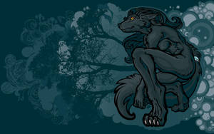 PM-ObsidianWolfess by pseudo-manitou