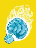 Tardi: the Gummi Waterbear by pseudo-manitou